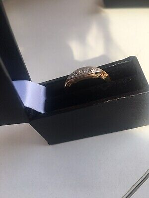 18ct Gold Ring With Stone In Great Condition 2g Weight • 109£
