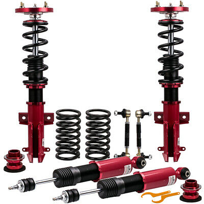 $300.89 • Buy Racing Coilovers Kits For Ford Mustang 05-14 Adjustable Height & Dampers Shock