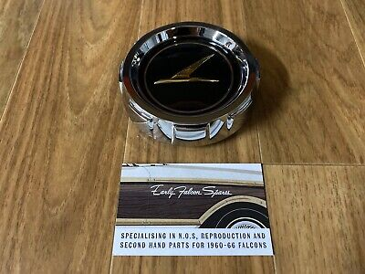 AU127.50 • Buy New Ford Falcon XK XL XM XP Fuel Petrol Cap Coupe Sedan Fairmont Futura Deluxe