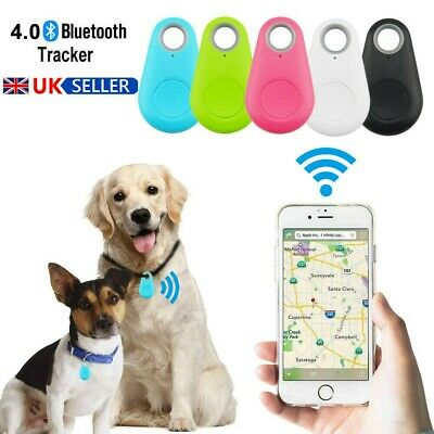 Hot Bluetooth GPS Tracking Finder Device Tag Pet Key Child Car Tracker Locator • 1.89£