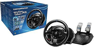 Thrustmaster T300 RS (PS4 / PS3 / PC) Racing Simulator Wheel And Pedals In Black • 249.99£