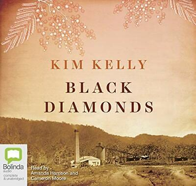 Black Diamonds By Kelly, Kim, NEW Book, FREE & FAST Delivery, (Audio CD) • 18.18£