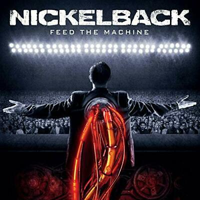 Nickelback - Feed The Machine - CD - NEW • 13.04£