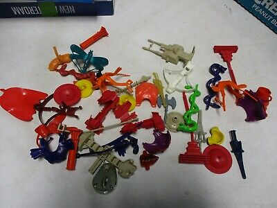 $51 • Buy Original He-Man MOTU Weapons And Accessories Lot 9/14