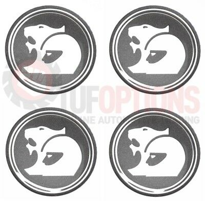 AU176 • Buy HSV Commodore VR To VS Cap Decal ONLY - Genuine HSV - SET OF 4