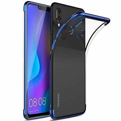 AU8.99 • Buy Samsung Case Bumper Shockproof Electroplating TPU Cover For Galaxy A8/A9/plus