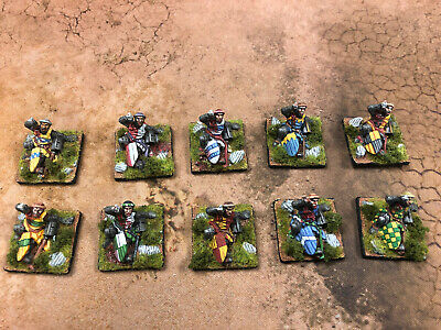 Wargame Fatigue/Wound Markers Painted • 20£