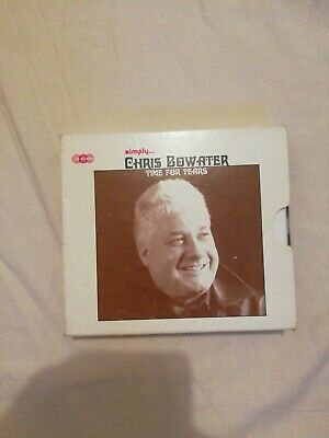 Simply Chris Bowater - Time For Tears Worship Box Set • 0.50£