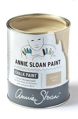 Annie Sloan Chalk Paint Country Grey • 21.50£