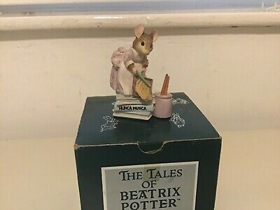 Border Fine Arts Beatrix Potter The Tale Of Two Bad Mice BPM54 MIB • 14.99£