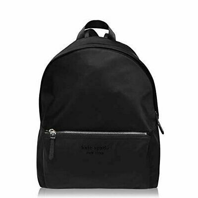 $ CDN195.75 • Buy Kate Spade New York The Nylon City Pack Large Backpack (Black) Backpack Bags