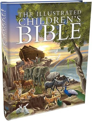 Illustrated Childrens Bible, North Parade Publishing, Good Condition Book, ISBN  • 4.54£