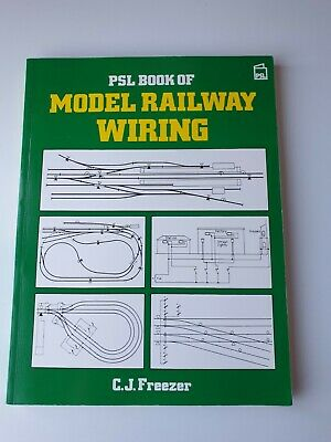 PSL Book Of Model Railway Wiring, C.J. Freezer,  • 4.85£