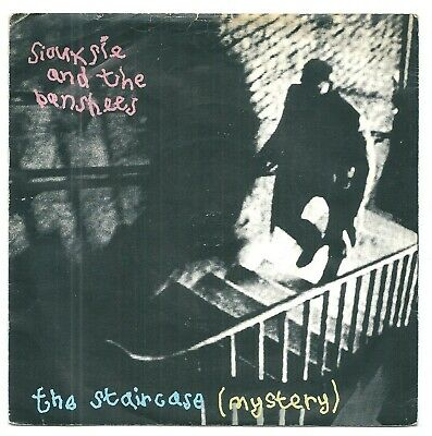 Siouxsie And The Banshees – The Staircase (Mystery)7  Vinyl 45rpm • 6.49£