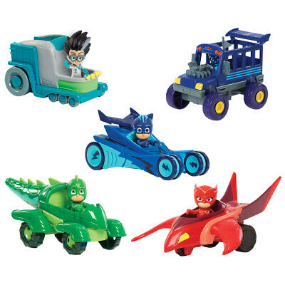 PJ Masks Vehicle & Figure (Series 2) - Choice Of Character - One Supplied • 16.49£