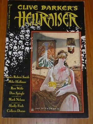 Hellraiser Book 5 Epic Comics Clive Barker Mike Hoffman Ron Wolfe (Paperback)< • 6.99£