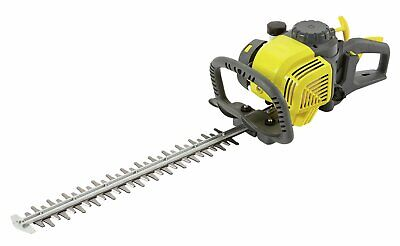 £94.99 • Buy Challenge 55cm 4 Stroke Petrol Hedge Trimmer - 26cc - Free 90 Day Guarantee