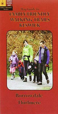 Family-Friendly Walking Trails: Keswick By David Watson, NEW Book, FREE & FAST D • 4.57£