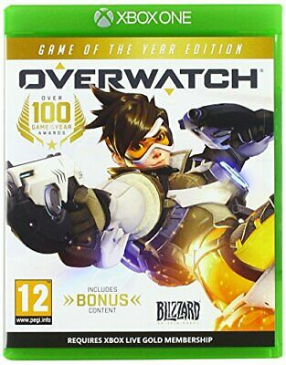 AU146 • Buy Overwatch Game Of The Year Edition (Xbox One)