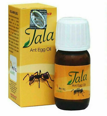 2 X 20ML ORIGINAL TALA ANT EGG OIL Hair Reducing & Hair Removal • 11.99£