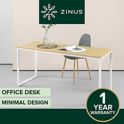 AU159 • Buy Zinus Office Computer Desk Table Home Student PC Laptop Study Workstation White