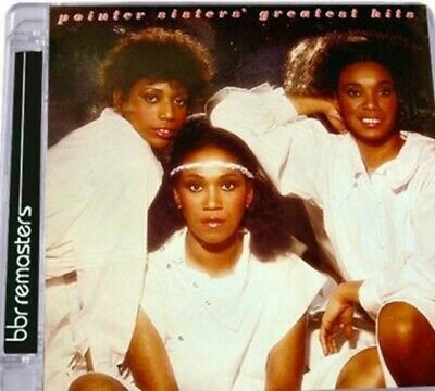 Pointer Sisters Greatest Hits • 13.23£