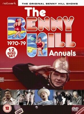 Benny Hill Annuals 1970 1979 The Complet • 39.77£