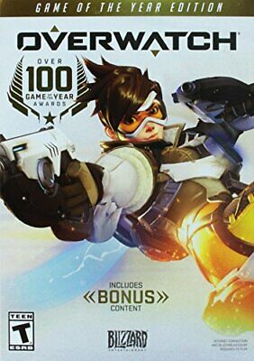 AU90.23 • Buy Overwatch  Game Of The Year Edition  Pc