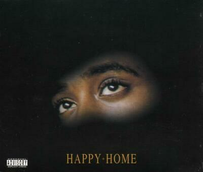 2Pac - Happy Home (3 Trk CD / 1998) • 3.99£