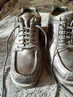 Men's Rockport XCS Waterproof Black Leather Boots Size Uk 9.5 Great Cond  • 30£