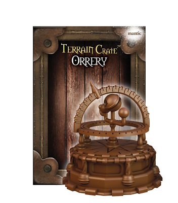 Mantic Games - Terrain Crate - Orrery - Ideal For D&D, Table Top RPG • 4£