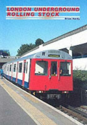 London Underground Rolling Stock, Very Good Condition Book, Hardy, Brian, ISBN 1 • 9.64£