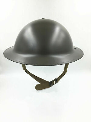 £46.75 • Buy WWII MK2 British Army Brodie Steel Helmet Liner New High Quality Reproduction
