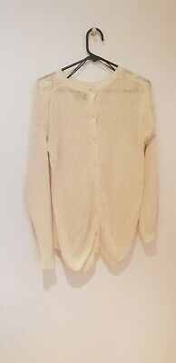 AU25 • Buy Massimo Dutti Jumper With Sparkle Size M