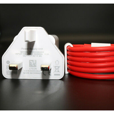 AU18.51 • Buy Oneplus 7/6T/6/5T/5/3T/3 6 Dash 5V/4A Travel Wall Power Fast Charger+USB-C Cabl