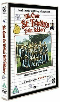 St. Trinians - The Great St. Trinians Train Robbery [DVD], New, DVD, FREE & FAST • 10.43£