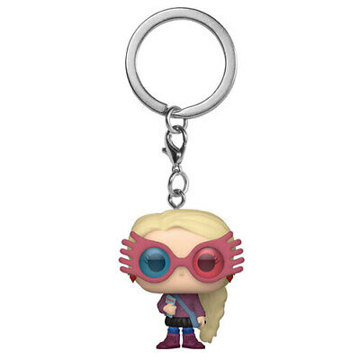 Harry Potter Luna Lovegood Funko Pocket Pop! Highly Collectible Vinyl Keychain • 14.38£