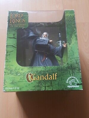 The Lord Of The Rings Fellowship Of The Ring Gandalf Figure Applause • 10£