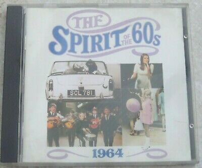 '1964 - The Spirit Of The 60s' CD Time Life Music • 4.89£