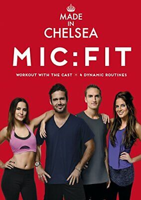 Made In Chelsea - MIC : FIT [DVD], New, DVD, FREE & FAST Delivery • 8.87£
