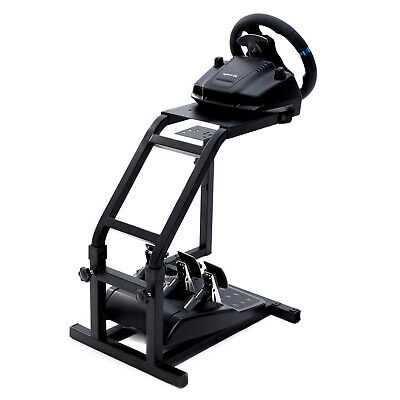 Racing Simulator Steering Wheel Stand Gt Gaming For Ps4 Logitech G29 G920 T300s • 49.99£