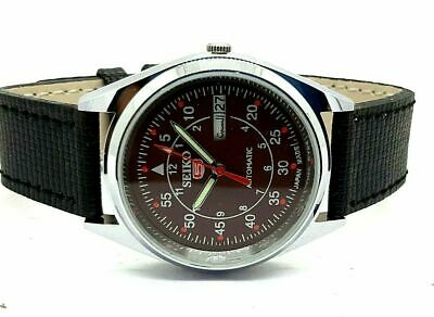 $ CDN42.81 • Buy Vintage Seiko 5 Automatic Movement No 6309 Japan Made Men's Wrist Watch