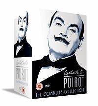 Poirot - Agatha Christie's Poirot - Complete Collection (DVD, 2005, 20-Disc... • 59.99£