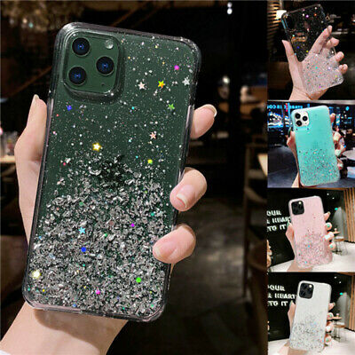 AU10.99 • Buy Bling Glitter Shockproof Protective Case Cover For IPhone 11 Pro Max XR X 8 Plus