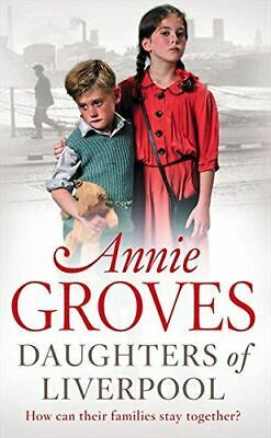 £3.79 • Buy Daughters Of Liverpool, Groves, Annie, Very Good, Paperback