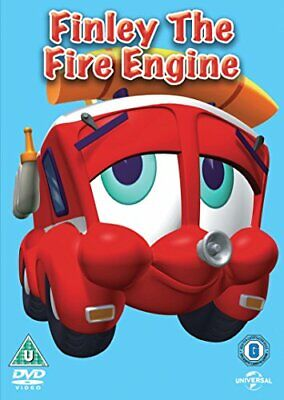 Finley The Fire Engine [DVD], New, DVD, FREE & FAST Delivery • 11.08£