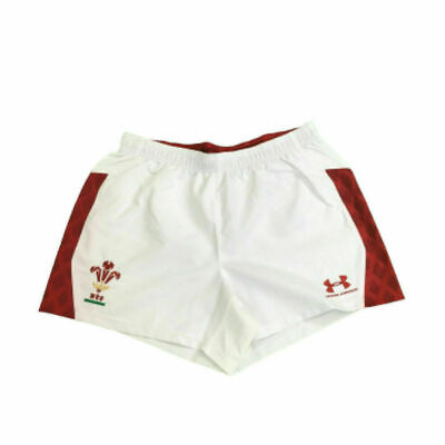 £24.98 • Buy Under Armour WRU Pathway/7s Authentic Home AG Short Rugby