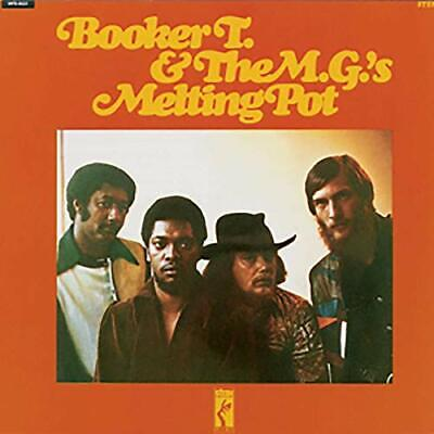 Melting Pot [VINYL], Booker T. & The M.G.'s, Vinyl, New, FREE & FAST Delivery • 37.88£