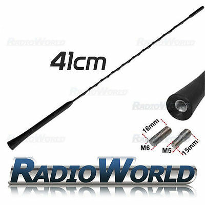 Ford Focus Fiesta Ka Mondeo Genuine Replacement Antenna Car Roof Aerial Mast • 3.85£