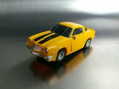 Micro Scalextric 2007 Transformers Bumblebee  Working 1:64  Free Postage • 12.50£